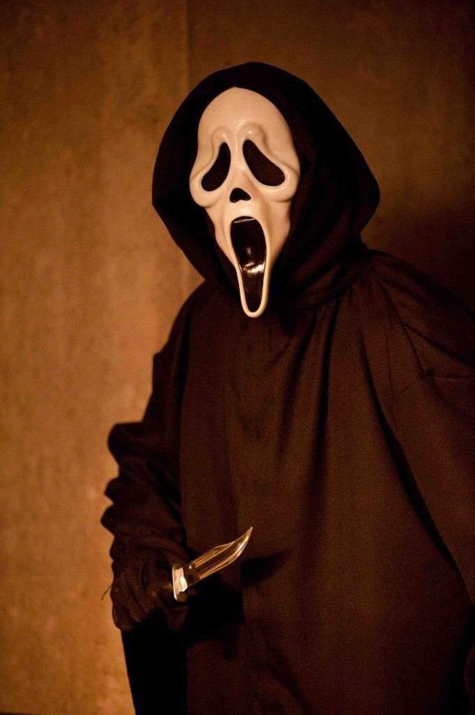GHOSTFACE KILLER (FROM SCREAM) | Horror Amino