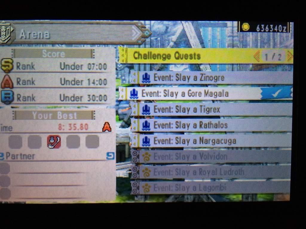 Event: Slay a Gore Magala | Monster Hunter Amino