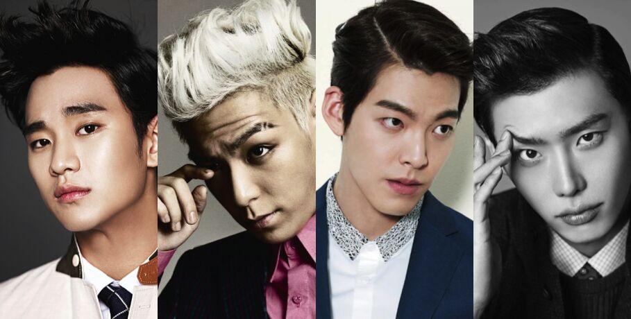 12 Korean Actors With Electrifying Eyebrows K Drama Amino