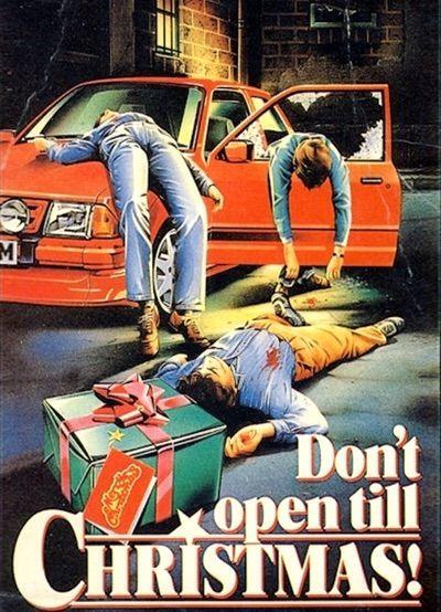 Dont Open Till Christmas.Dont Open Till Christmas 1984 Horror Amino