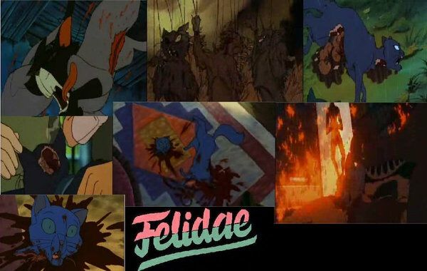 Felidae Movie Review Spoilers Cartoon Amino
