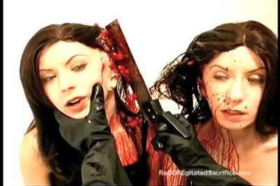 Gore trilogy movie vomit What is