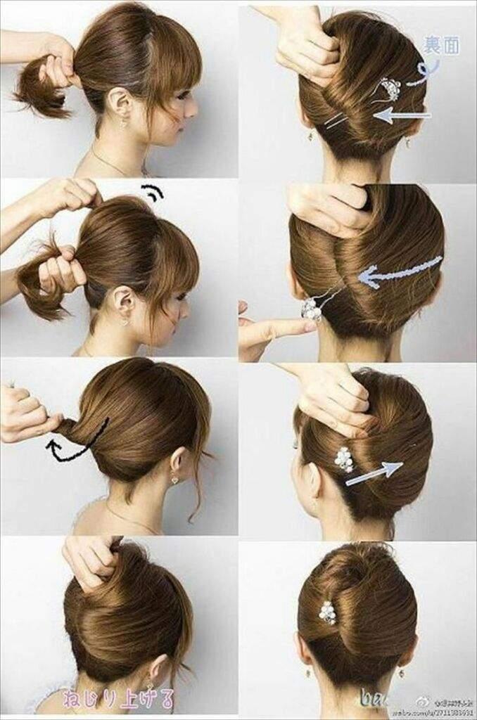 Peinados Faciles 2 Supervivencia Escolar Amino