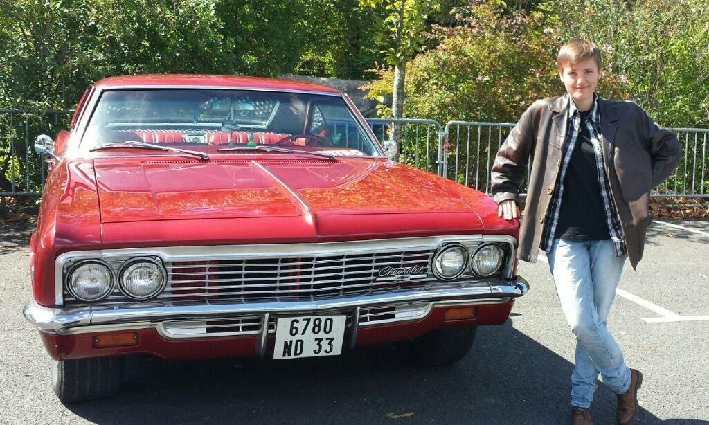Deans Dream Event Collection Car Show Supernatural Amino - Supernatural show car