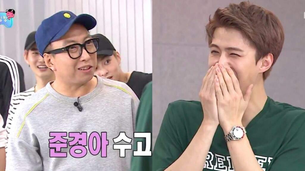 Park Myung Soo's Hilarious Made-Up Name For EXO's Sehun