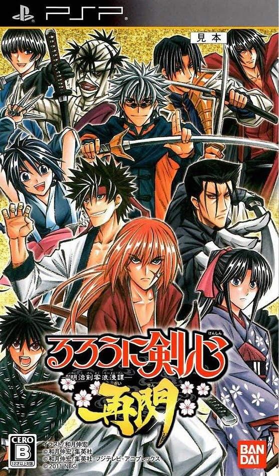 Los Mejores Juegos Anime De Psp Anime Amino
