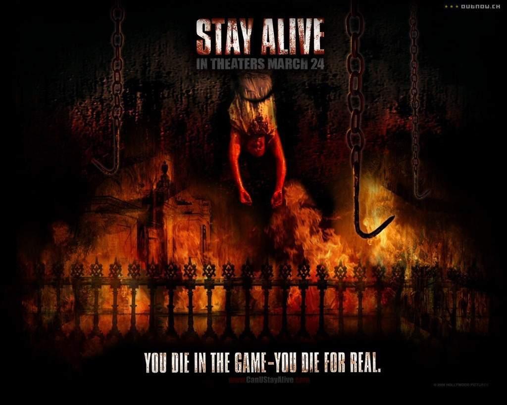 Stay Alive Elizabeth Bathory