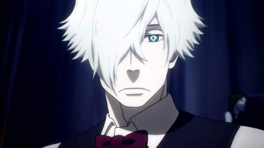 Anime Characters With White Hair : Best anime male characters with white hair amino