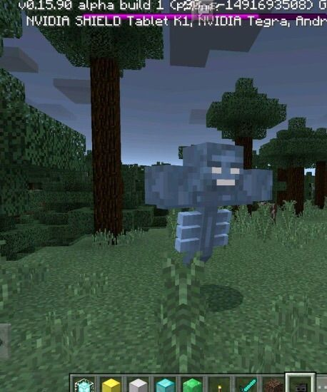 minecraft pe wither