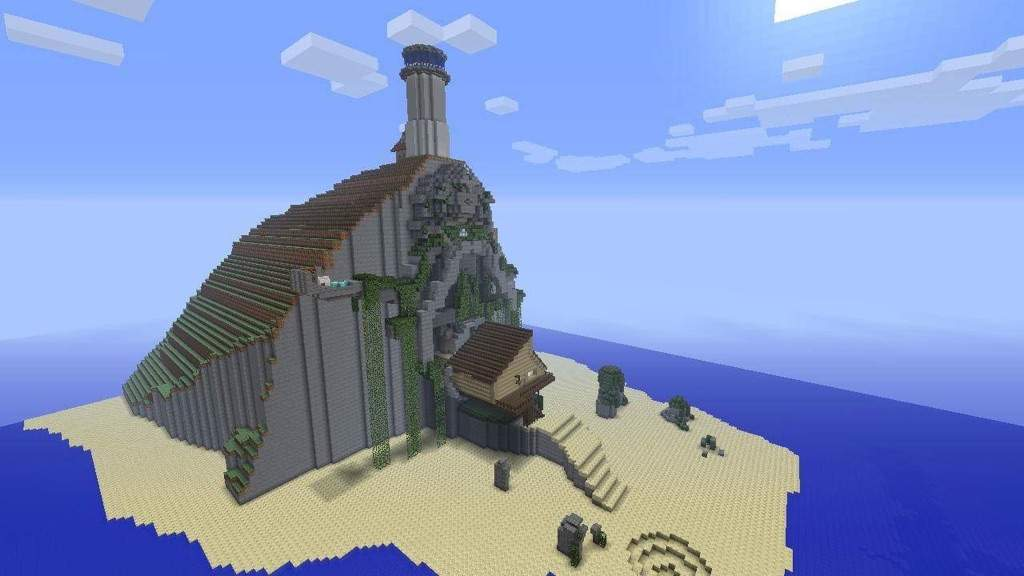 no game no life minecraft map