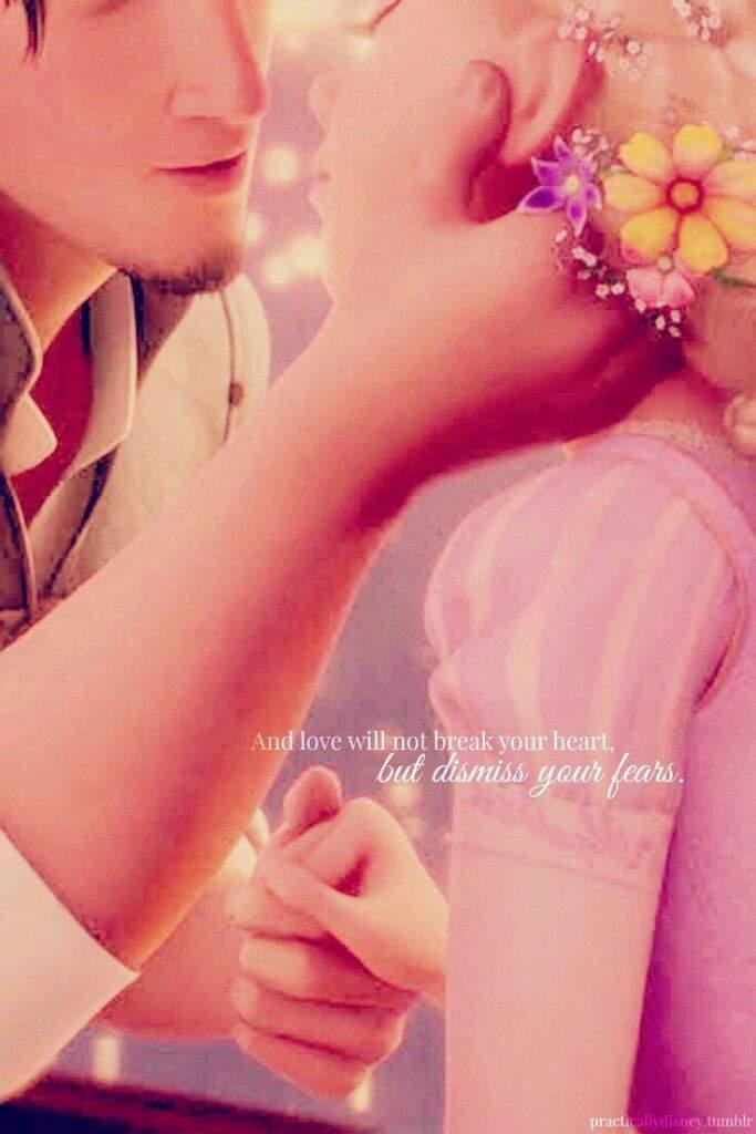 Tangled Love Disney Amino
