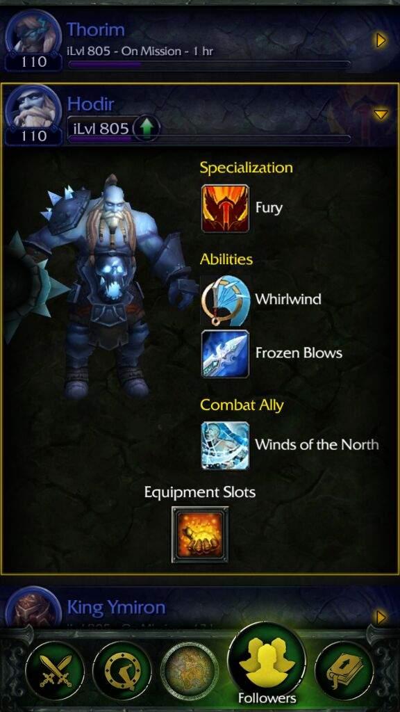 hodir the single weapon fury warrior wow amino