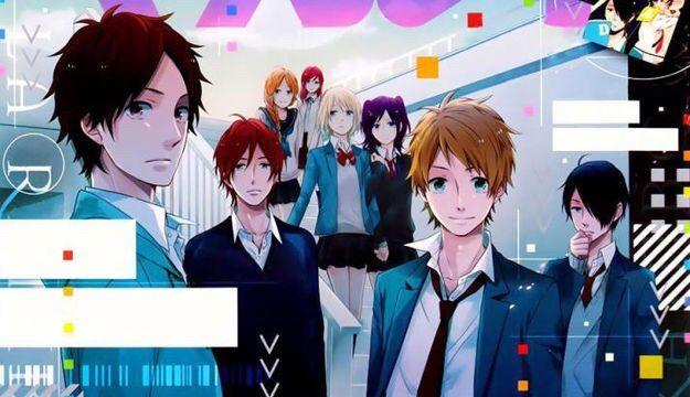 Rainbow Days Anime Review