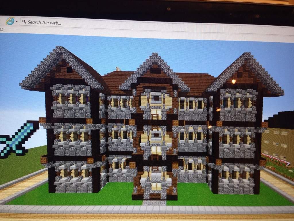 Big House Minecraft Amino