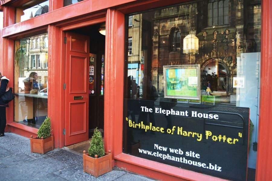 ~Los Lugares Donde Rowling Dió Vida A Harry Potter