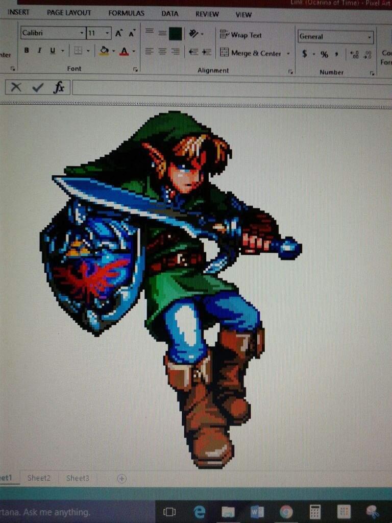 Link Ocarina Of Time Zelda Amino