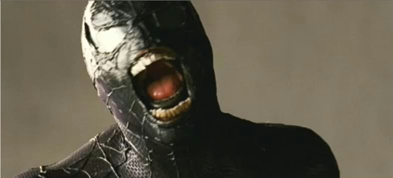 Venom In The Mirror Moment From A Spider-Man 3 (2007 ...