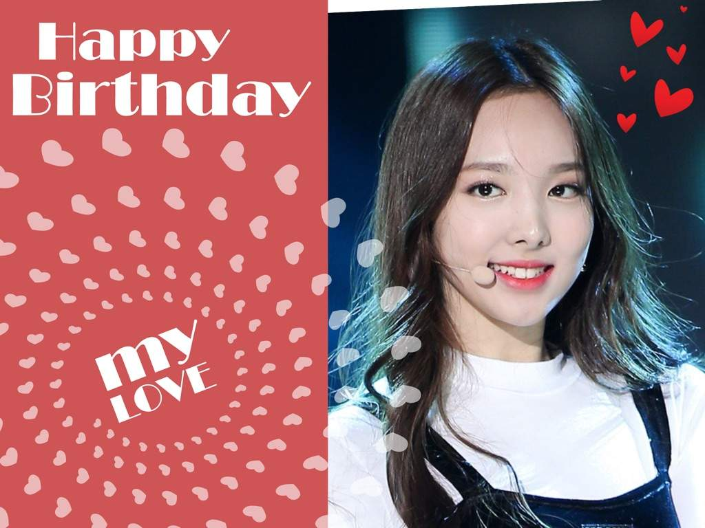 Happy Birthday To Twice S Im Nayeon K Pop Amino