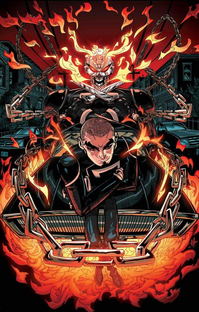 The New Ghost Rider Is Sublime! | Comics Amino