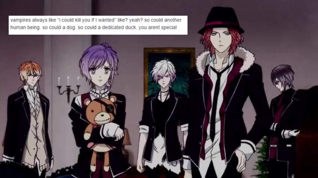Funny Memes For Lovers : Funny diabolik lovers memes diabolik lovers anime amino
