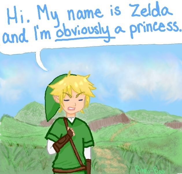 Story ~ The Time I Yelled at a Seventh Grader About Zelda