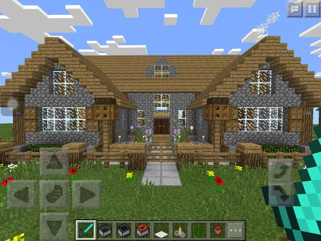 Small Survival House Build Minecraft Amino - Cool minecraft houses survival