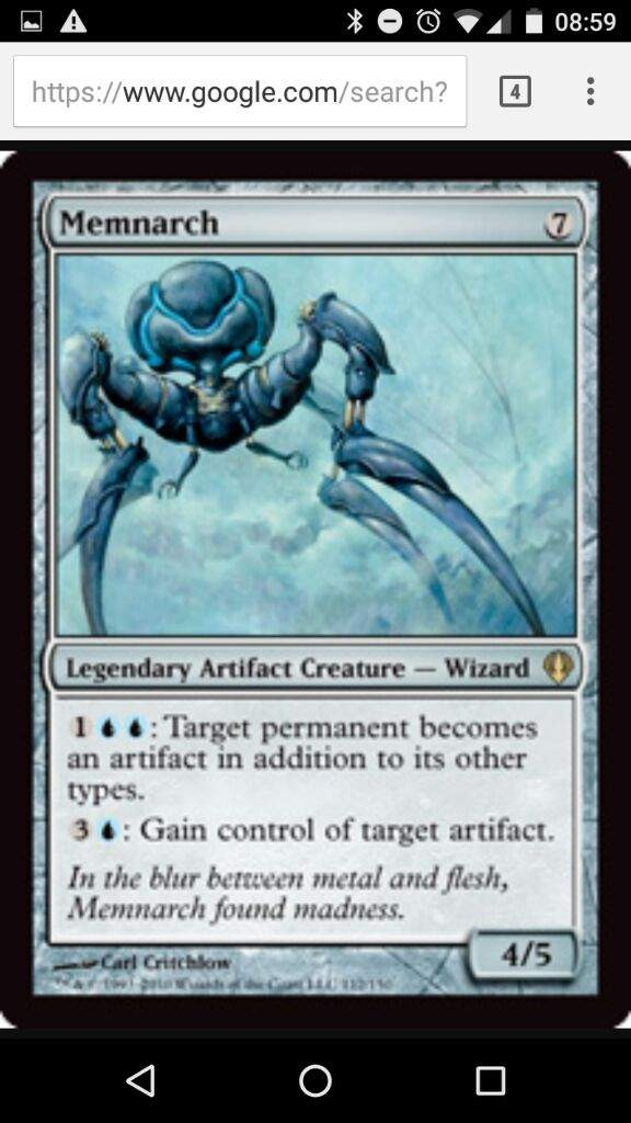 Most Annoying Commander Cards