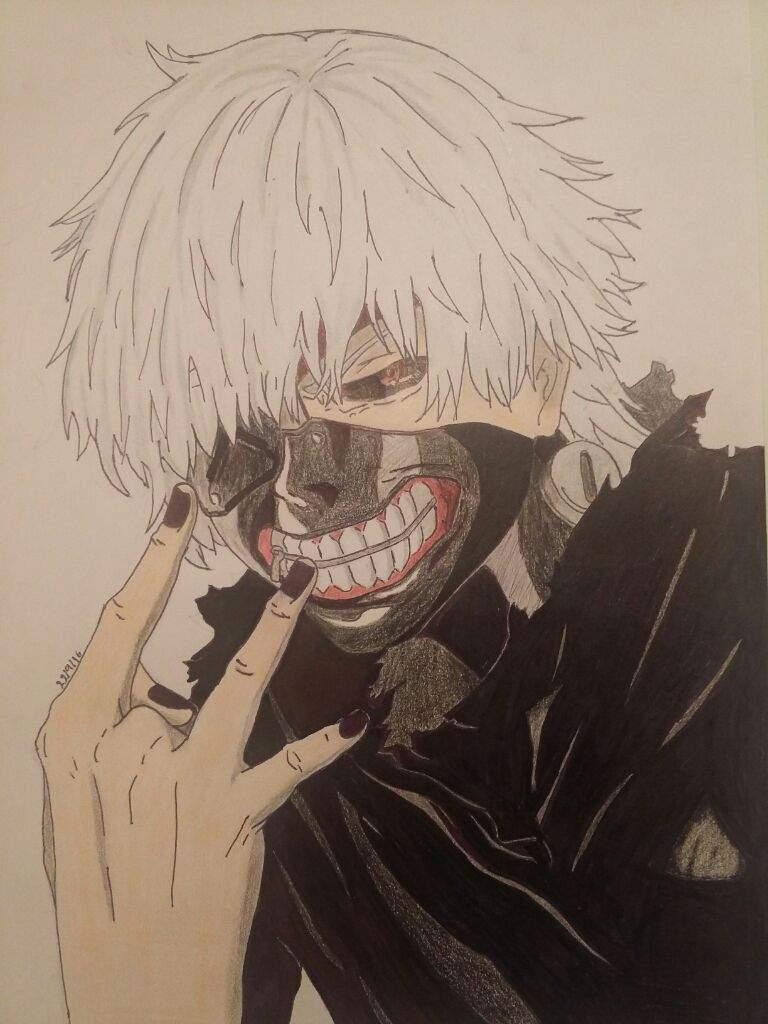 Otro kaneki D  Anime Amino