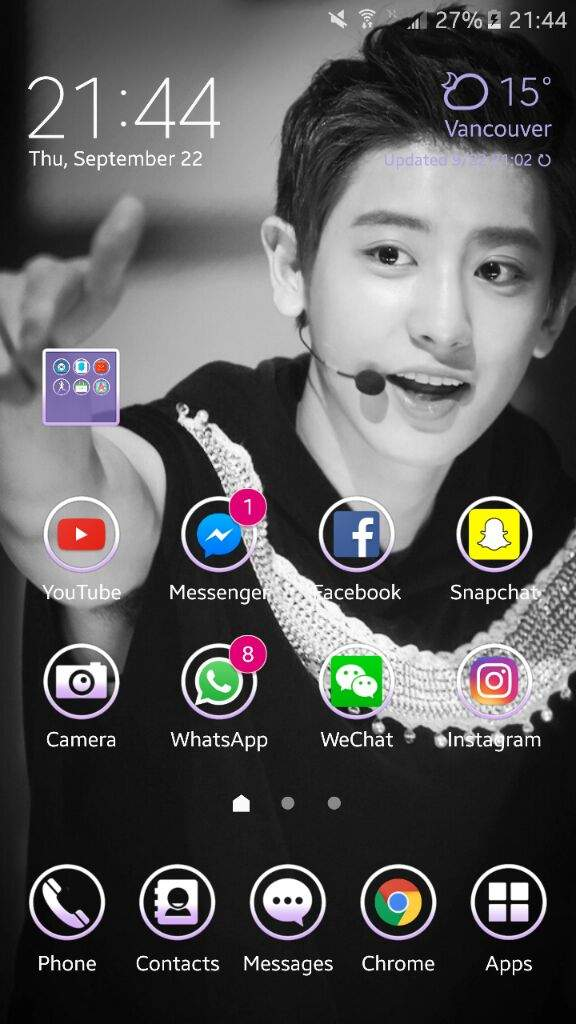 Day2 Screenshotexowallpaper Exo L S Amino