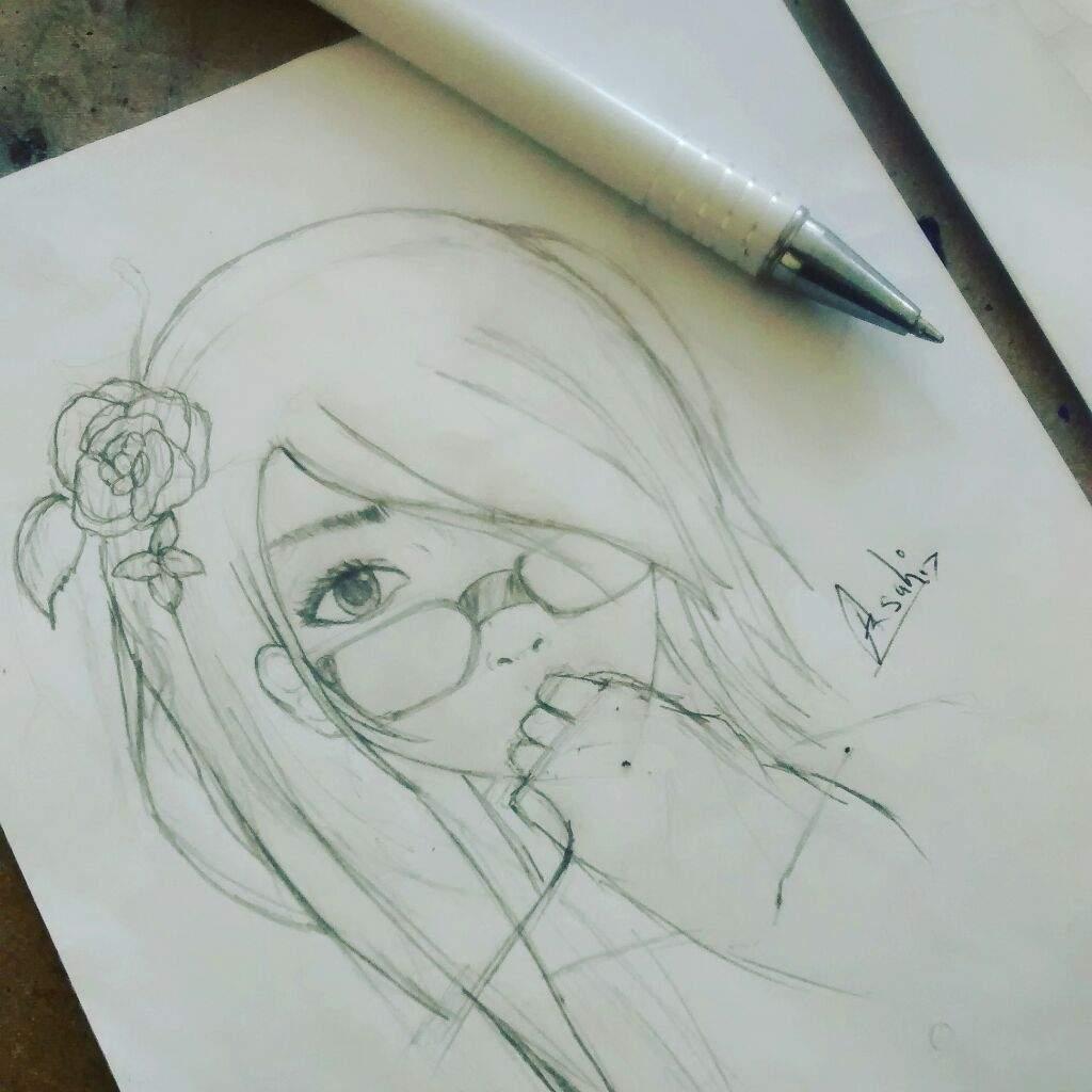 Sketch 0 Arte Amino Amino