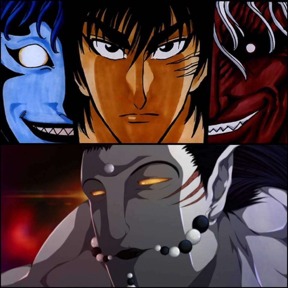 Toriko/Starjun VS Naruto/Sasuke