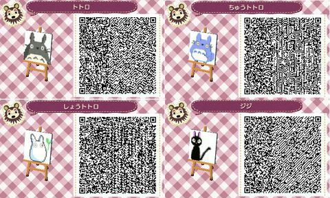 Pathswallpapers Qr Codes Animal Crossing Amino