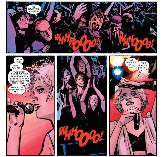 INTERNATIONAL IRON MAN REVEALS TONY STARK'S PARENTS! | Comics Amino