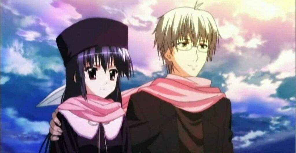 EF: A Tale of Memories. - Prologue [Special] - Anime