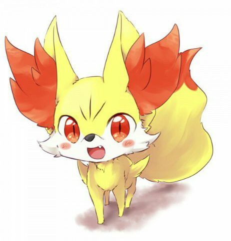 Fennekin Cute