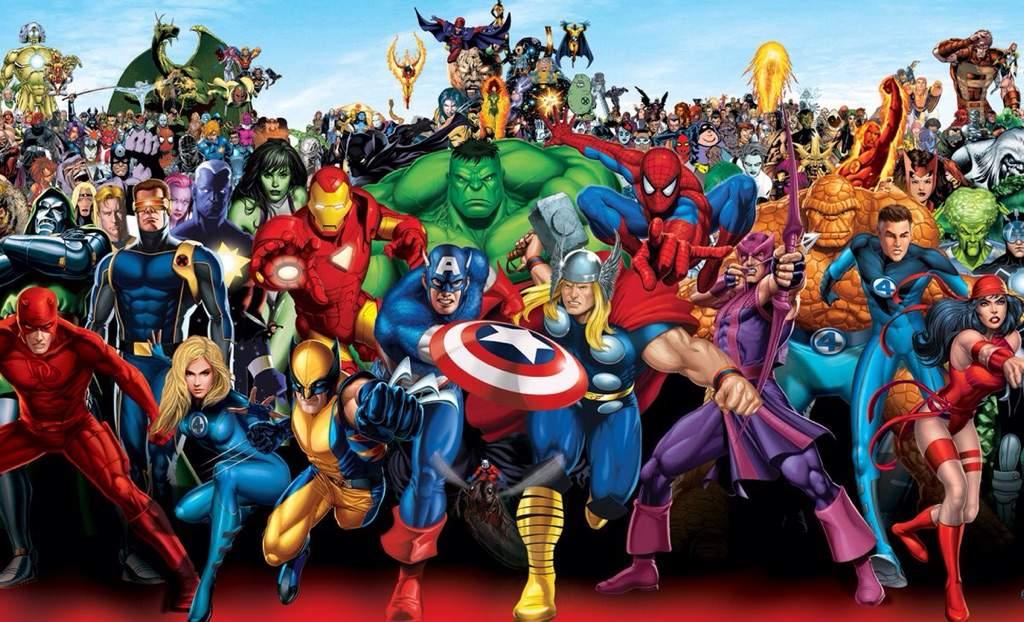 Personajes De Marvel: Personajes De Marvel Con Caracteristicas De Animales