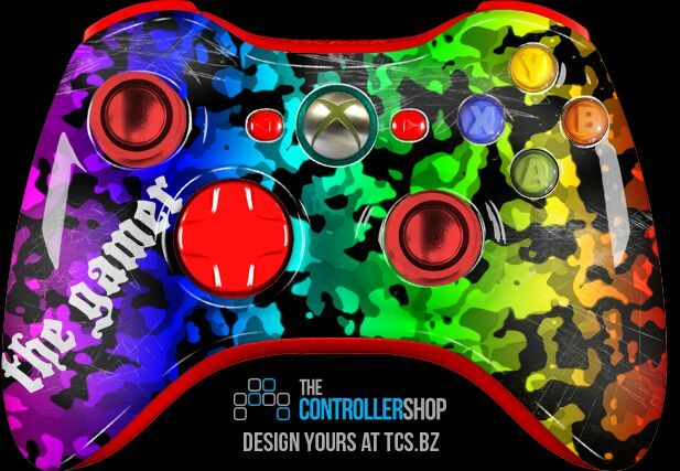 custom controllers for xbox one 360 ps4 the controller shop