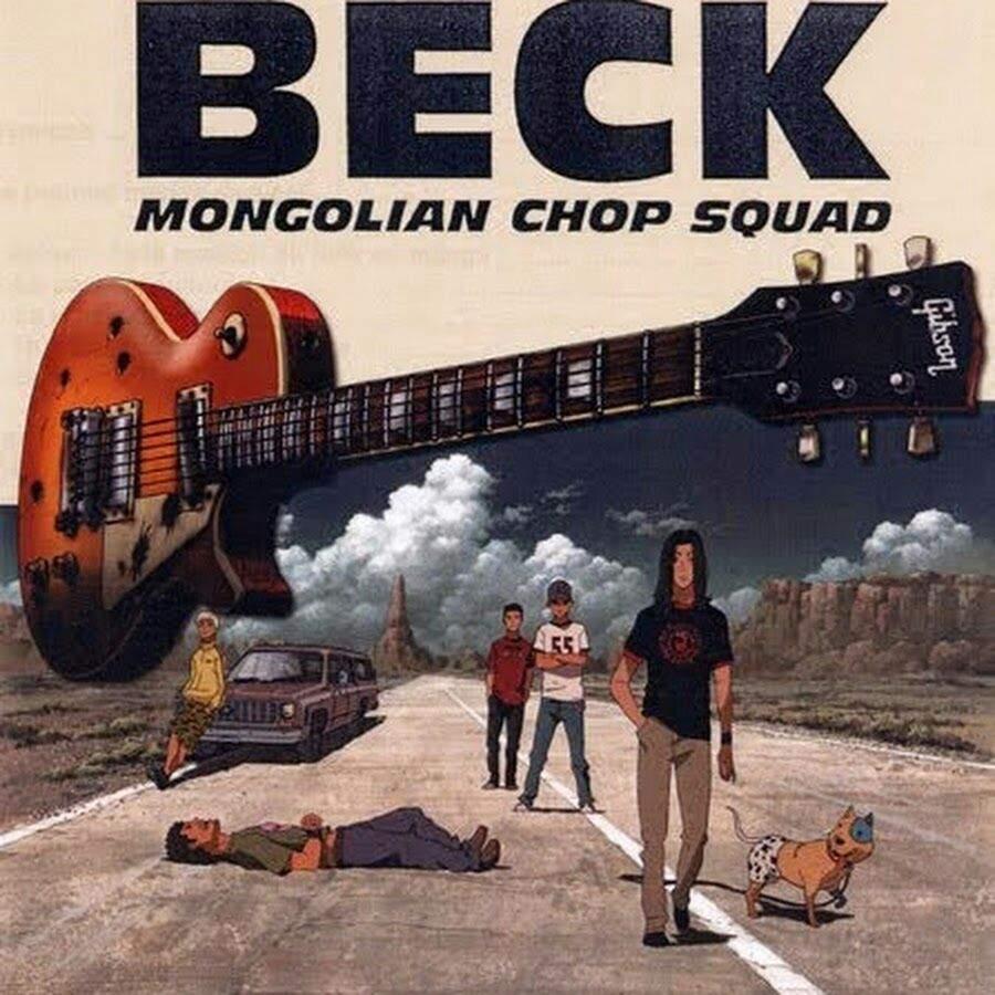 beck mongolian
