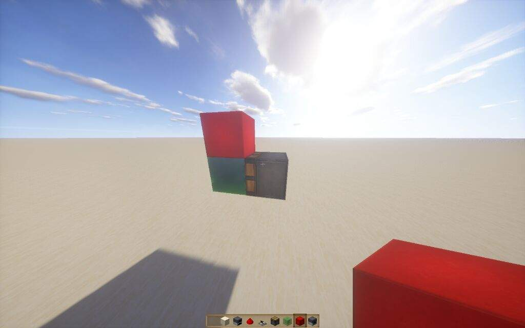 Super fast redstone clock! | Minecraft Amino