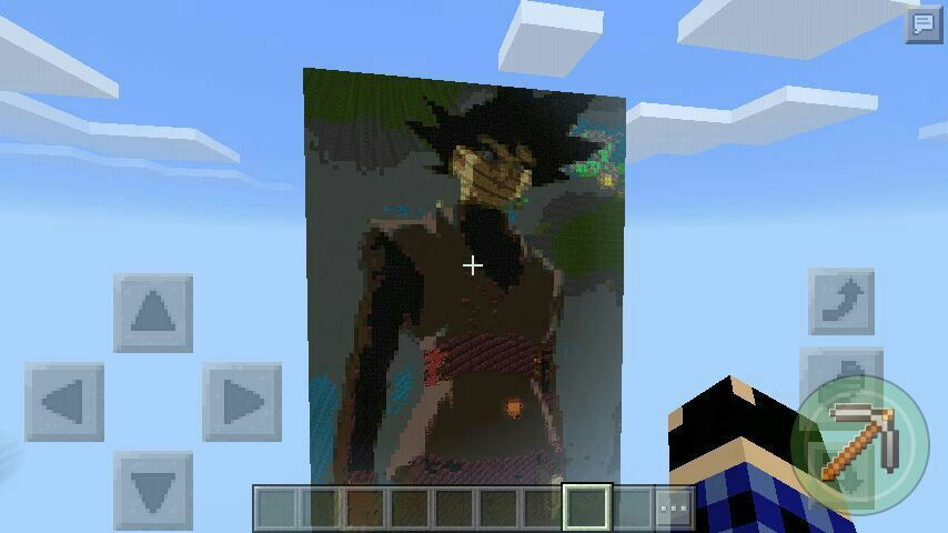 Pixel Art Dragon Ball Minecraft Amino Crafters Amino Vous êtes à la recherche des meilleures inspirations pixel art chat? pixel art dragon ball minecraft amino