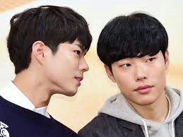 😊😊RYU JUN YEOL ADORABLY JOKES ABOUT BO GUM | K-Drama Amino
