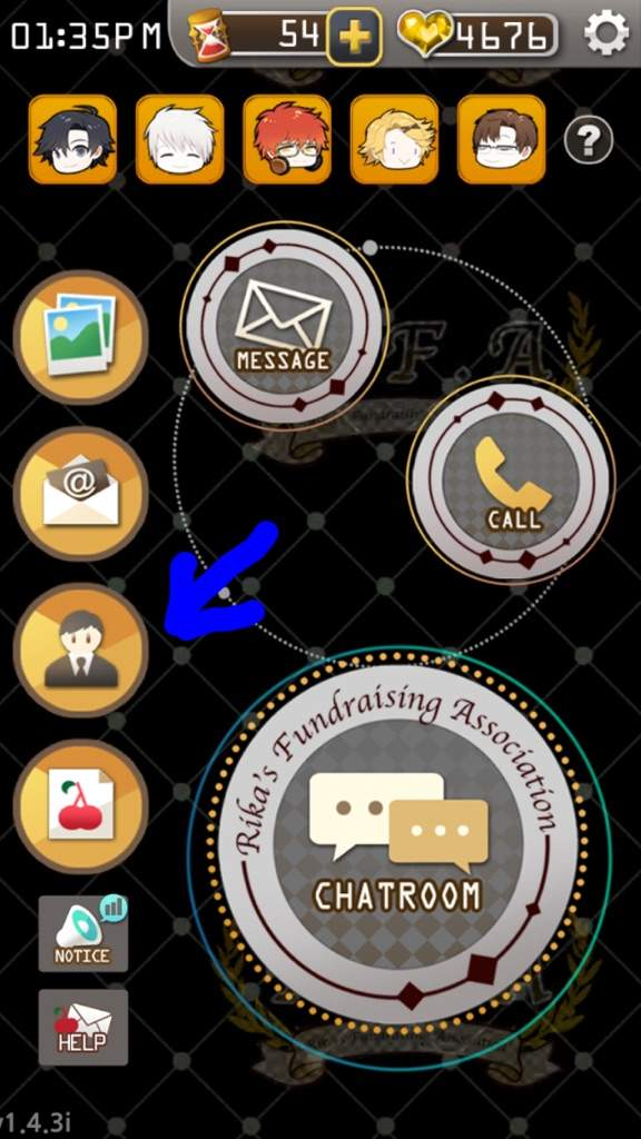 how to get free hourglasses in mystic messenger