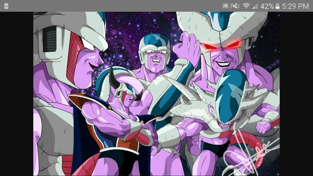 Can King Cold Get As Strong Or Stronger Than Golden Frieza Dragonballz Amino He serves as the secondary antagonist of the trunks saga. can king cold get as strong or stronger