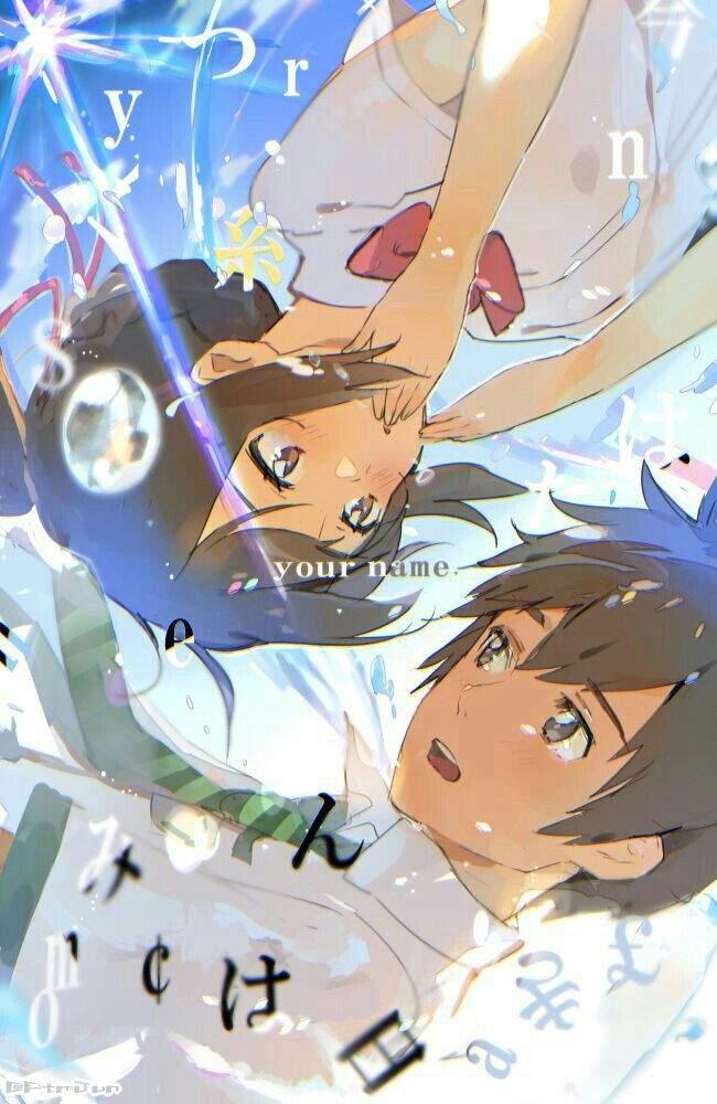 Kimi No Na Wayour Name Movie Thoughts Anime Amino