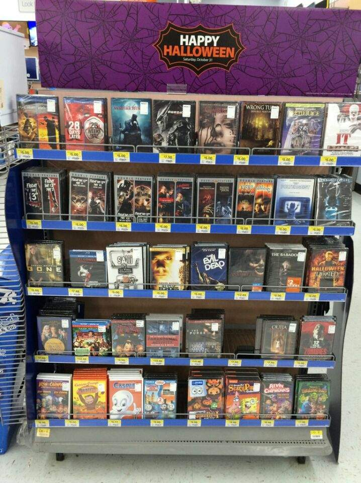 Adding Walmart Movies To Your Collection Horror Amino