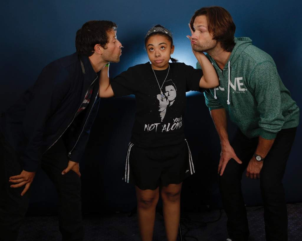 Chicon supernatural amino my photo ops and meet and greet photos i miss it m4hsunfo