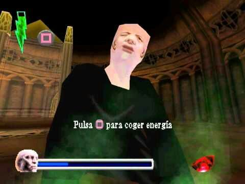 Harry Potter Y La Piedra Filosofal Ps1 Harry Potter Espanol