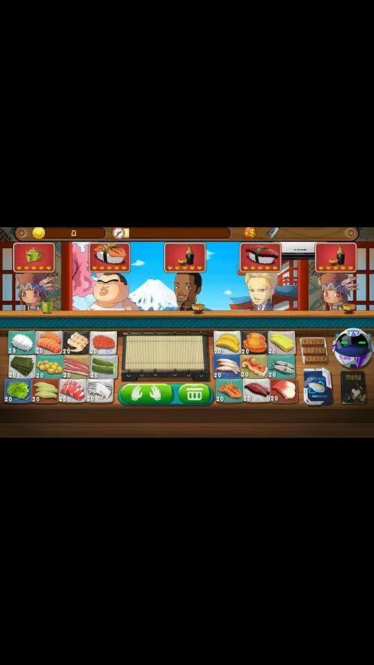 Juegos chinos coreanos y japoneses para el celular - Juegos de cocina con niveles ...