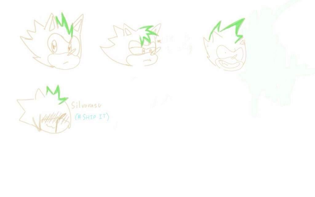 New Hair Design D Sonic The Hedgehog Amino