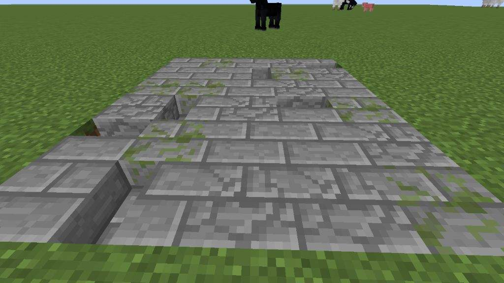 How To Do Floor Patterns Minecraft Amino